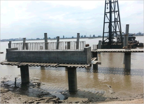 先張法預應力高強混凝土管樁(PHC樁)