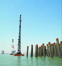 預制高強鋼管混凝土管樁(SC樁)